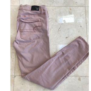 AE Super Stretch jeans in 6P/Short! 🌸